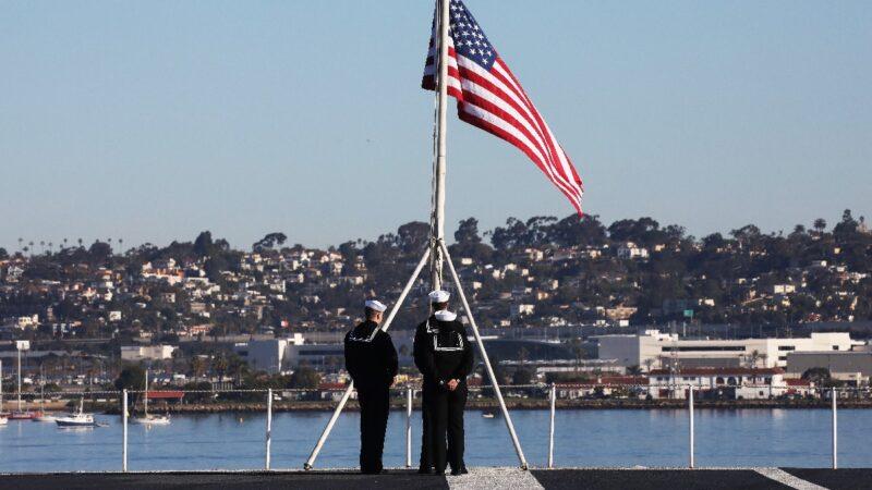 美軍制定未來海上目標 以新戰略應對中共威脅