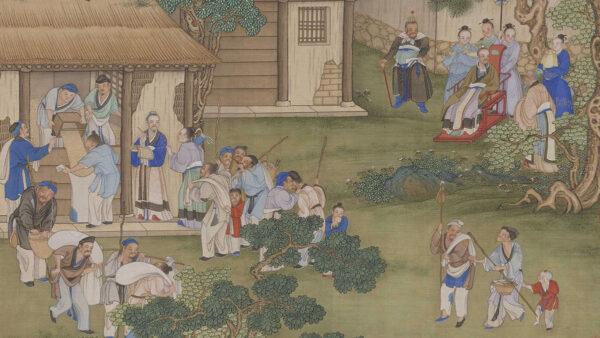 【馨香雅句】為何中國曾經萬邦來朝