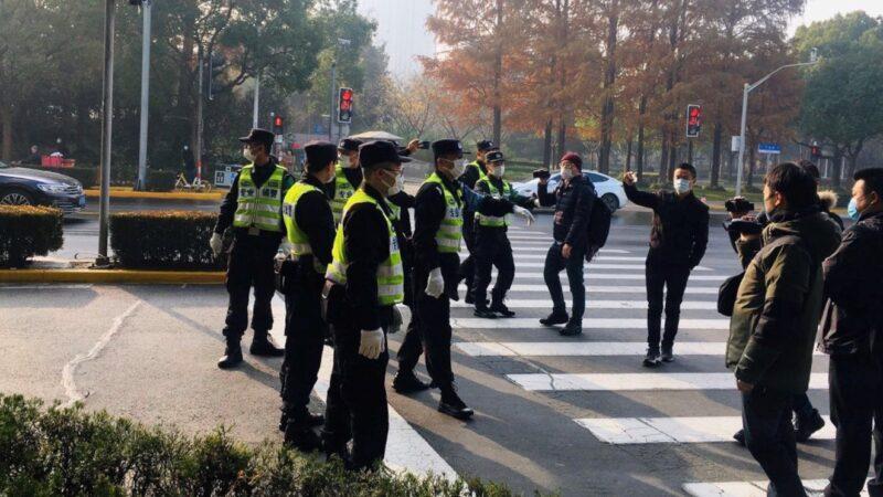 报导武汉疫情被判四年 张展案引国际广泛关注