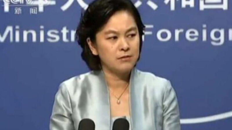 华春莹称2加拿大公民案已开庭审理 遭自己人打脸