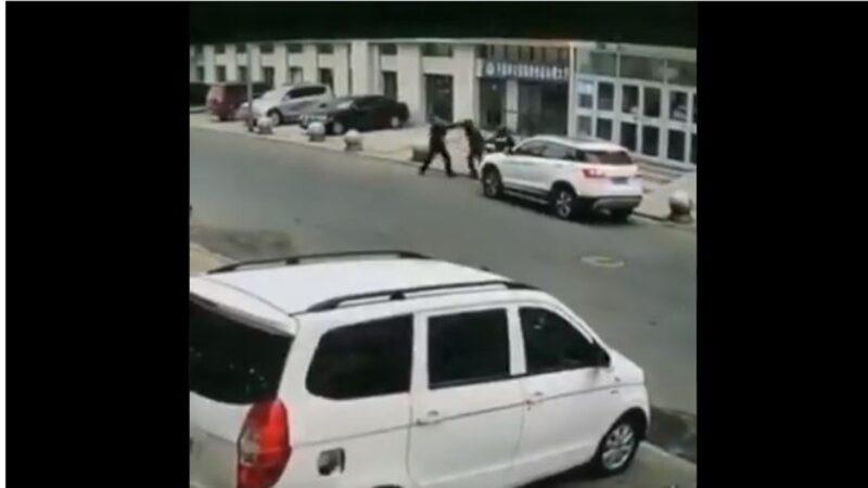 中国辽宁发生随机砍人事件 致7死7伤