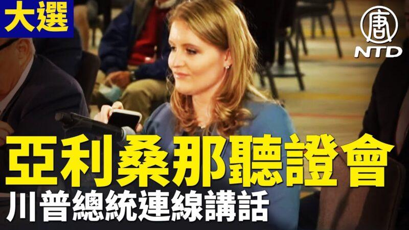 【亚利桑那选举诚信听证会】精彩片段视频集锦