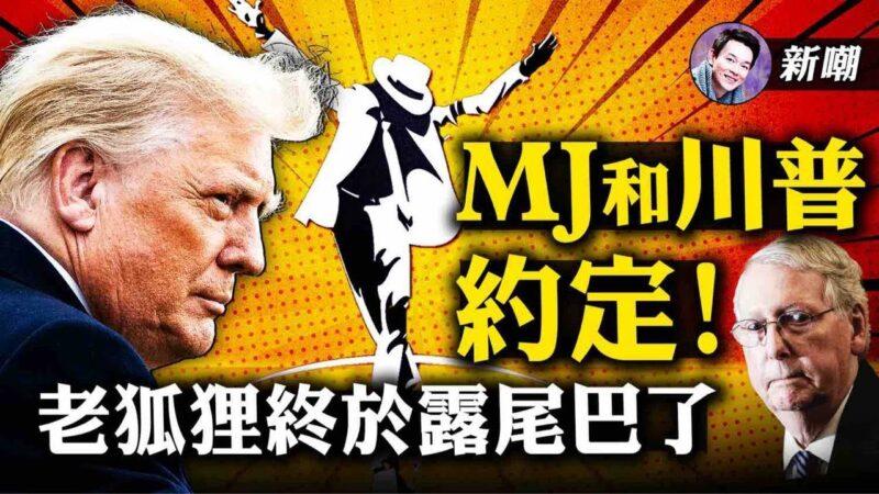 【新闻嘲点】迈克尔.杰克逊壮志未酬 川普大帅挺身而出!