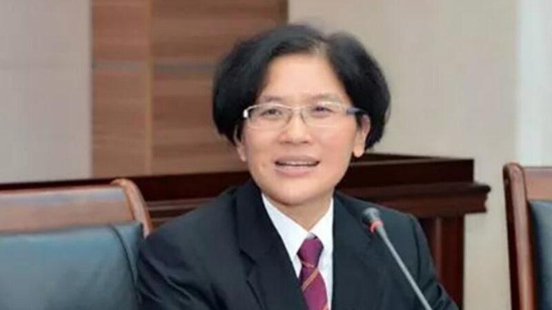 中國最富女法官被判18年 百億家產牽出37行賄者