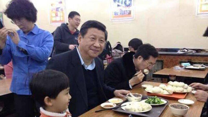 习近平造访爆红包子店员工确诊 北京重返中风险区