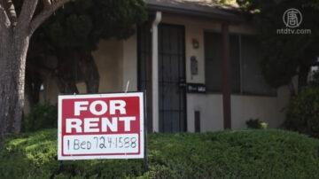 加州延長逐客禁令 要求房東放棄20%租金