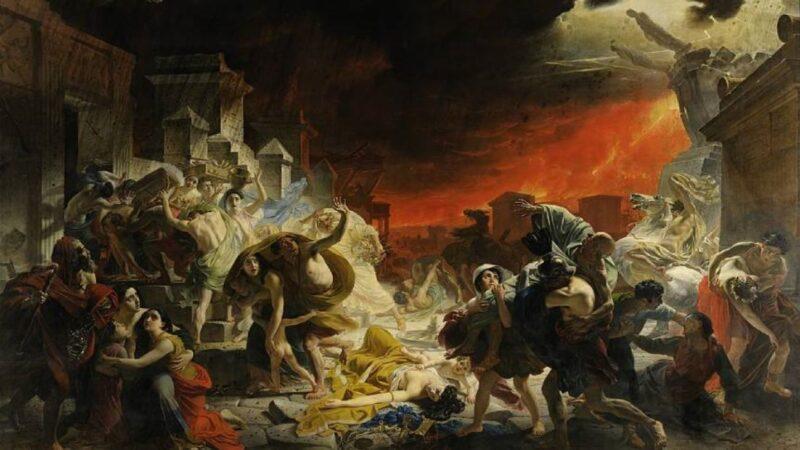 """千年""""罗马古城""""为何神秘消失?  让人引以为戒!"""