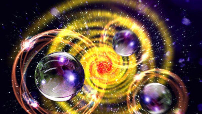 最新研究:物质是由能量块所构成的
