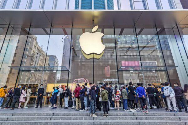 iPhone12熱銷 蘋果單季營收破千億
