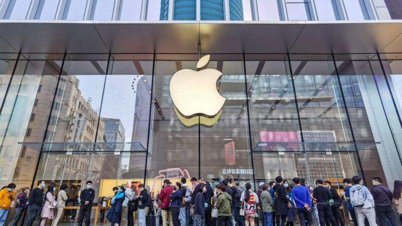iPhone12热销 苹果单季营收破千亿