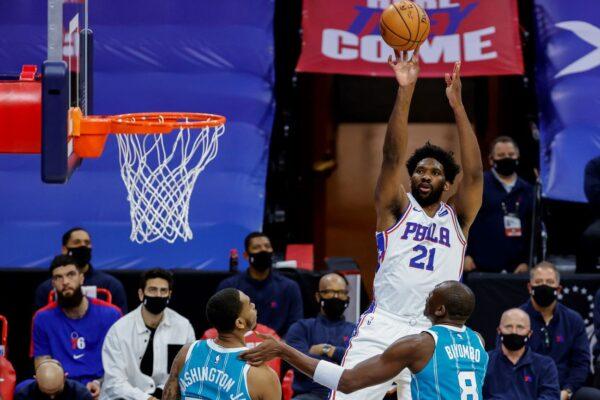 NBA費城76人煥然一新 排名暫居東部第一