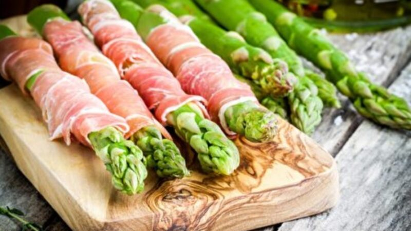 百搭食材帕爾瑪火腿 包辦三餐從沙拉到雞肉捲