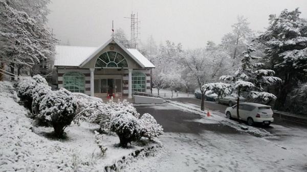 寒流接力南下 台灣12日低溫再探6度