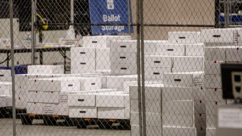 貨車轉移喬州假選票 偵探早已留下樣本
