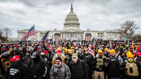 美大學教授:誰是國會大廈暴亂的受益者?