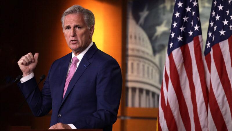 众议院少数党领袖:大赦非法移民不可能通过