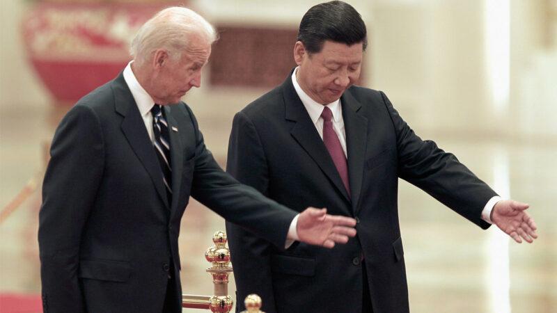 杨威:中共党媒谈外交 给习近平挖大坑?