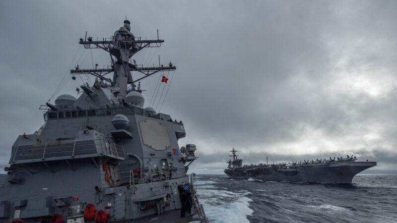 鍾原:2021開年美國強勢反擊中共挑釁