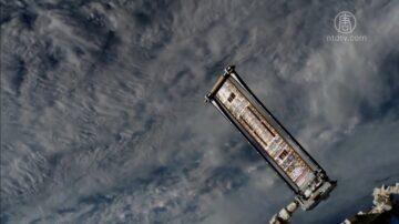 波音新太陽能電池陣列 助國際空間站運行至2030年