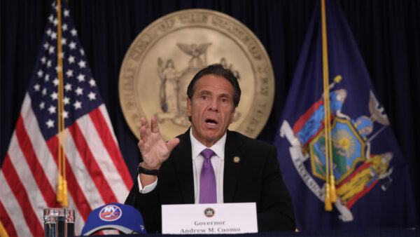 担心纽约州被攻击 州长不参加拜登就职典礼