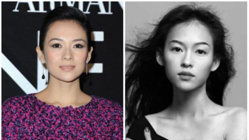 太像了!越南女模撞脸章子怡  网:根本双胞胎