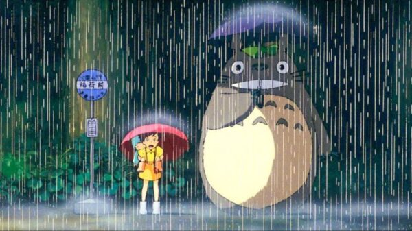 """""""龙猫""""还雨伞戏份被删?宫崎骏解谜"""
