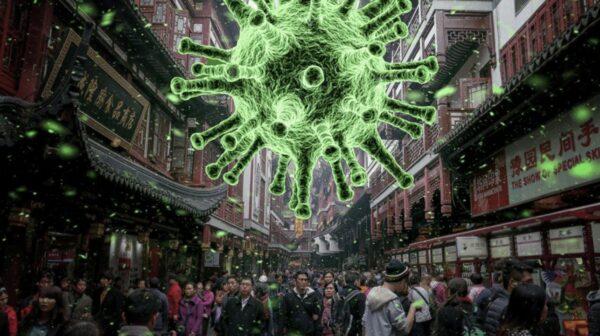 【2020經濟盤點之二】中共病毒來襲 中國經濟停擺