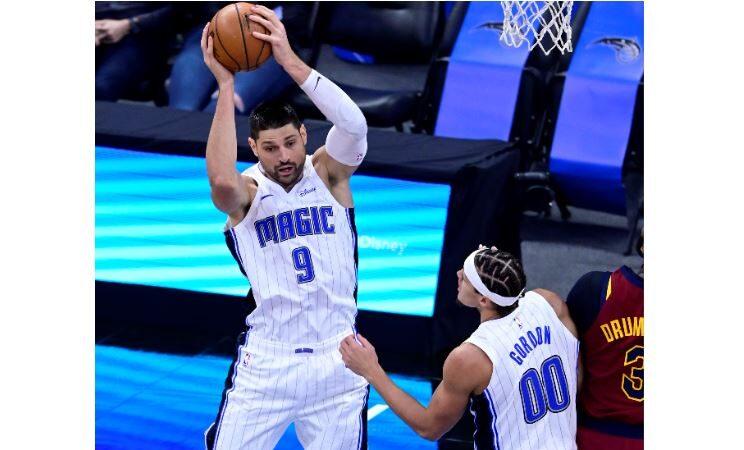 NBA高登联手武切维奇 施魔法让骑士下马