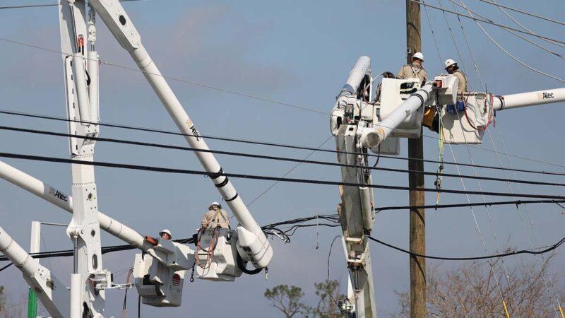拜登取消川普禁止中共参建美国电网行政令