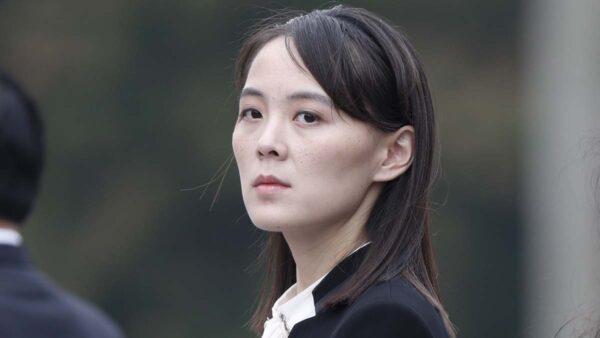 金正恩胞妹被意外踢出朝鮮政治局