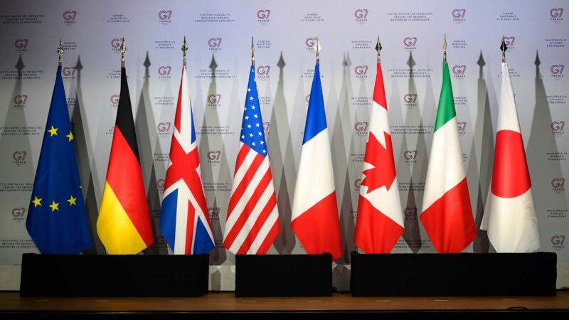 G7变D10切割中共?韩国收到英国正式邀请函