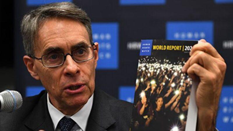 人权观察最新报告:中国人权状况进入至暗时期