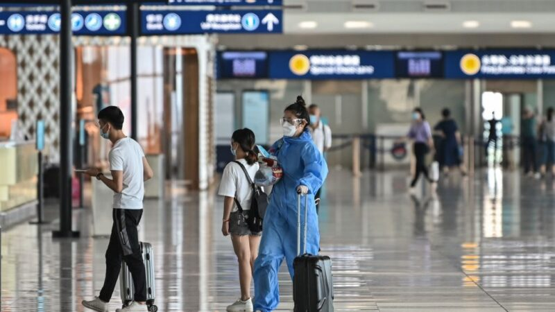 继上海后 广州也出现变种中共病毒确诊病例