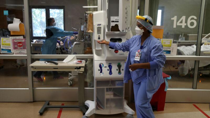 加州急诊室突44人确诊1死 疑充气变装服惹祸