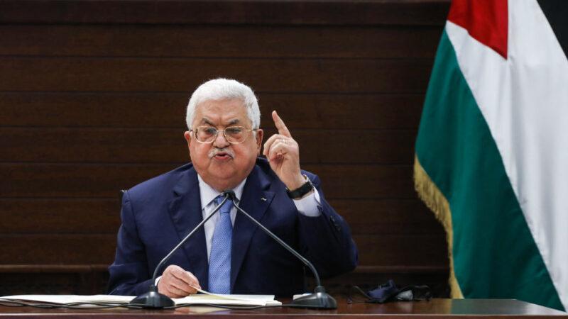突破国际孤立 巴勒斯坦宣布举行15年来首次大选