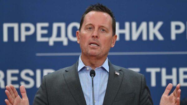 前代理国家情报总监面会川普 讨论参选加州州长