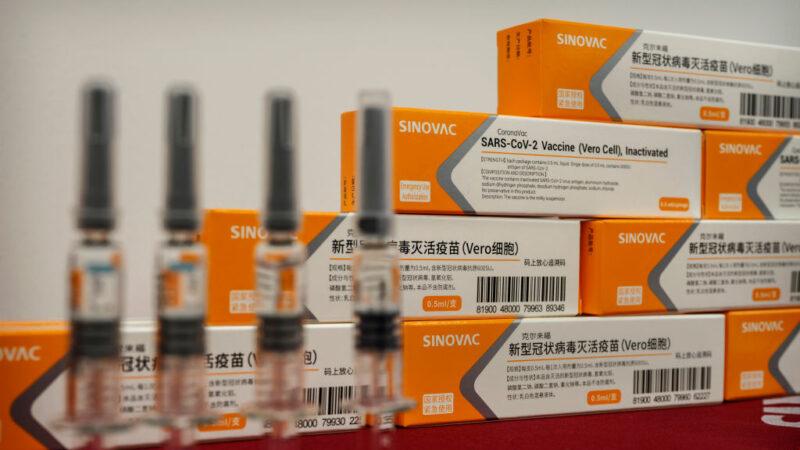 彭博:中國人擔憂國產疫苗 國內接種不如預期