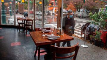 紐約市餐館室內用餐2月14日恢復 庫默回應療養院醜聞