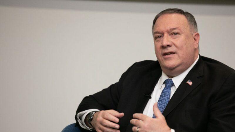 """美国认定中共""""种族灭绝"""" 拜登政府表态同意"""