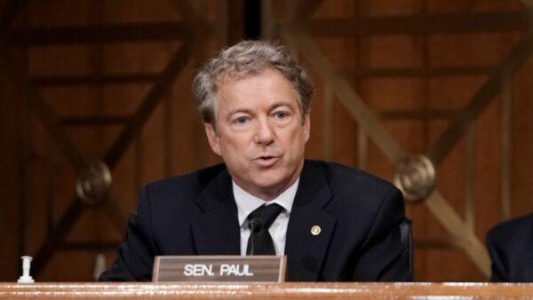 保羅:若參院同意彈劾川普 1/3共和黨人將退黨