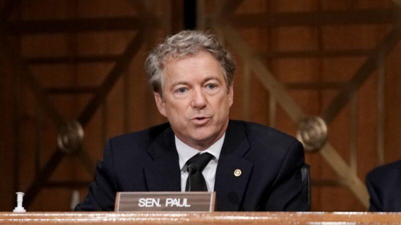 保罗:若参院同意弹劾川普 1/3共和党人将退党