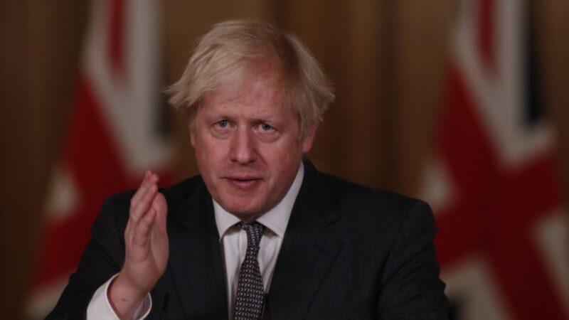 英首相:變種病毒傳染性更強 致死率更高