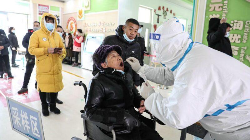 中國疫情超想像 軍方防疫人員進駐瀋陽