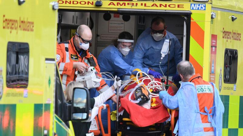 英再新增5萬7725人染疫 允第2劑施打不同疫苗挨批
