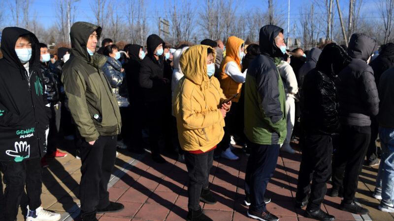 中共防疫祕件 洩露中國新年疫情更危急