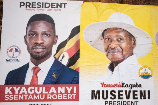 断网软禁对手 乌干达总统穆塞维尼获连任