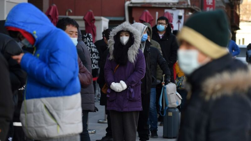 中國寒冬中遭遇疫情、電荒 李克強緊急發話