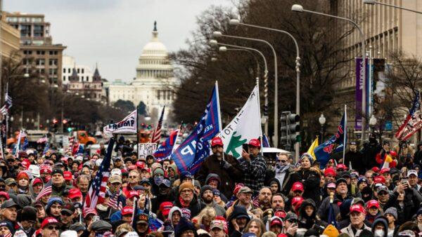 楊威:1月6日美國國會辯論的最關鍵問題
