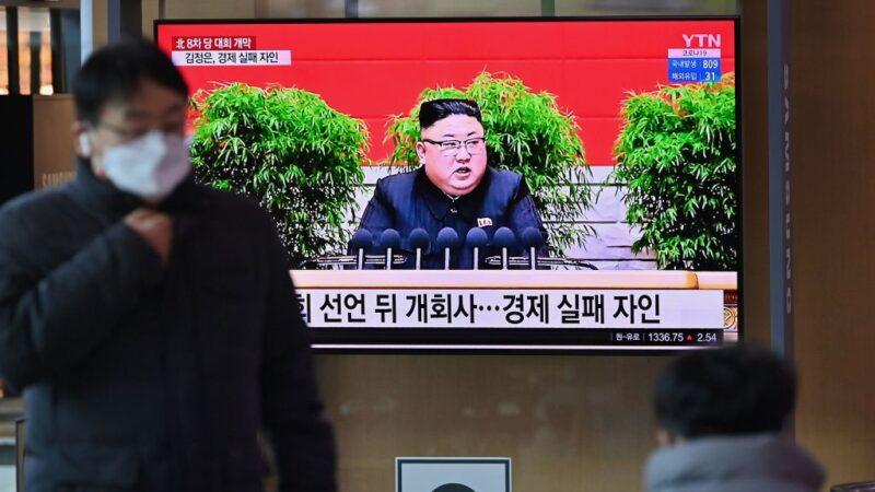 敏感時刻 金正恩喊美國是最大敵人 續發核彈頭