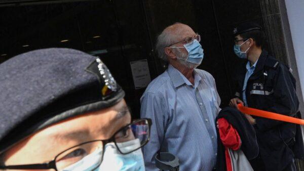 港警抓捕外籍律師 憑國安法首抓美國人